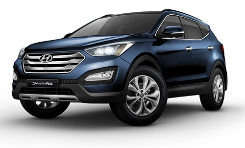 Review Hyundai Santa Fe