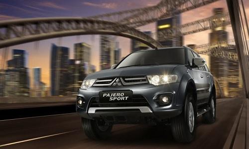 Review Mitsubishi Pajero Sport