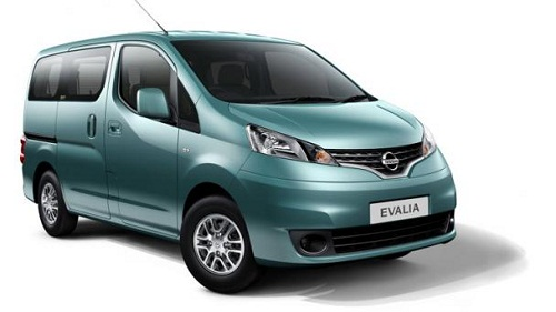 Review Nissan Evalia