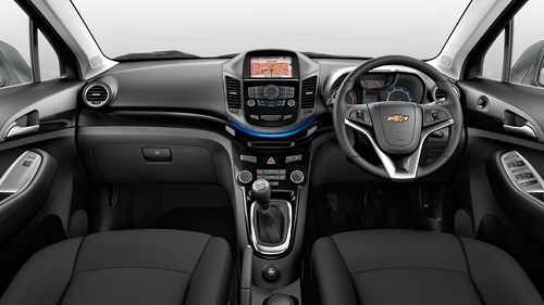 Review Spesifikasi Chevrolet Orlando