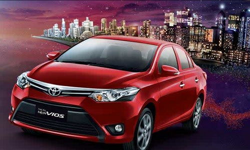 Harga Mobil Toyota All New Vios