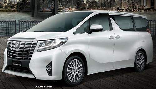 Harga Toyota Alphard Semarang