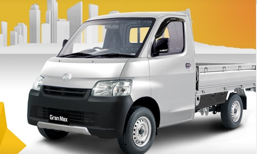 Spesifikasi dan Harga Daihatsu Gran Max Pu