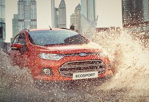 Spesifikasi dan Harga Ford Ecosport