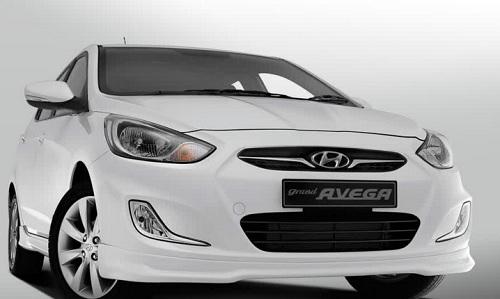 Spesifikasi dan Harga Hyundai Avega