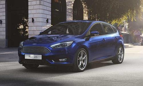 Spesifikasi dan Harga New Ford Focus