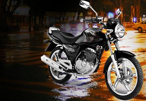 Spesifikasi dan Harga Suzuki Thunder 125
