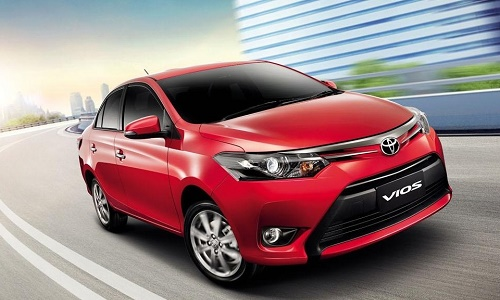 Harga Mobil Toyota All New Vios solo