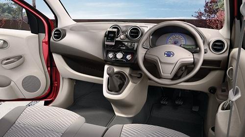 Teknologi Datsun GO+