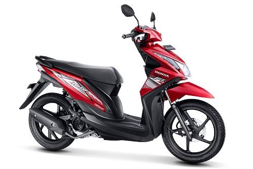 5 Motor Matic Terbaik Di Indonesia