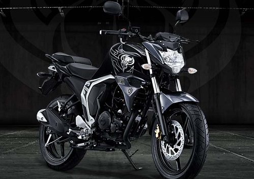 All New Yamaha Byson FI