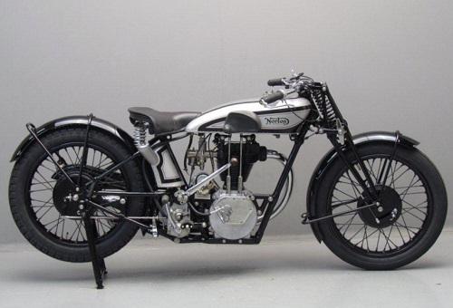 Daftar Motor Antik Paling Di Cari