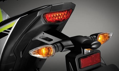 Desain Motor Yamaha MT-15