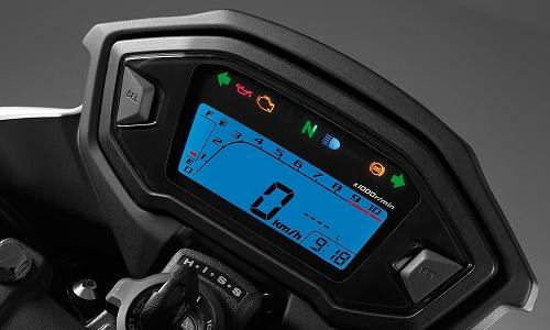 Fitur Honda CB500F