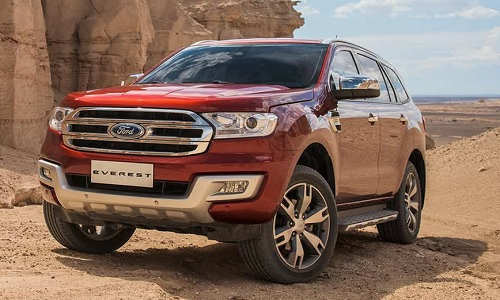 Harga Ford Everest