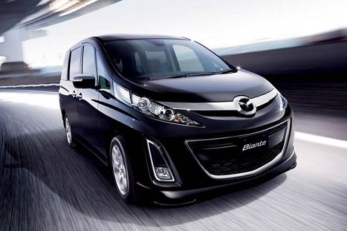 Spesifikasi Dan Harga Mazda Biante