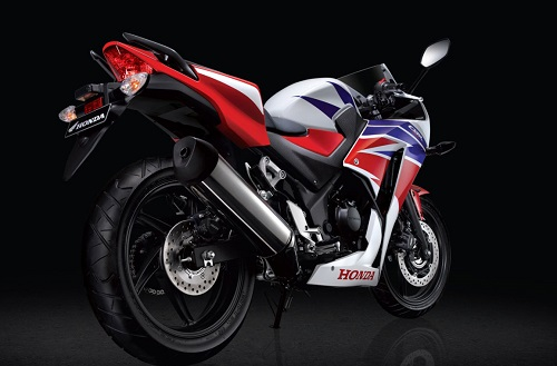 Honda All New CBR250R