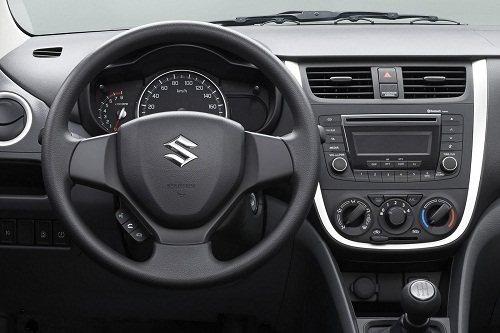 Interior Suzuki Celerio