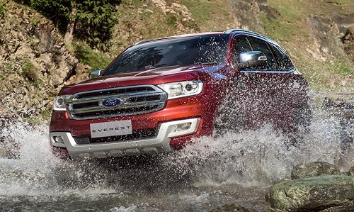 Review Ford Everest