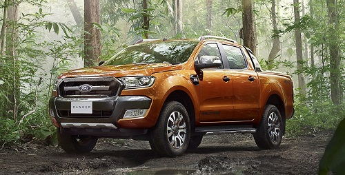 Review Ford Ranger