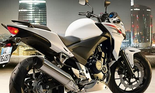 Review Honda CB500F