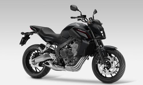 Review Honda CB650F