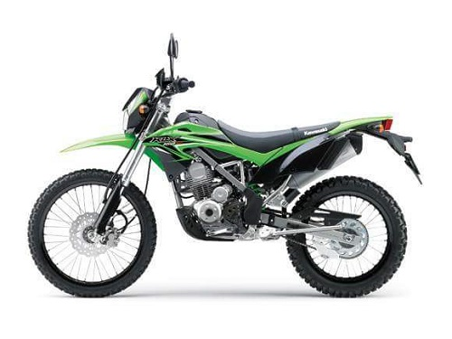 Review Kawasaki KLX150BF SE