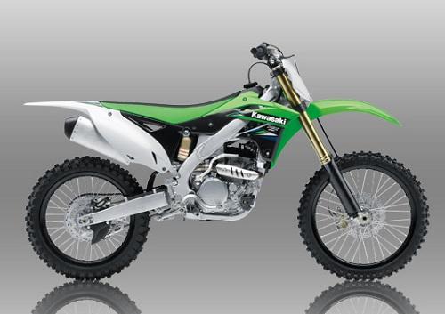 Review Kawasaki KX250F