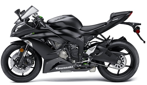 Review Kawasaki Ninja ZX-636