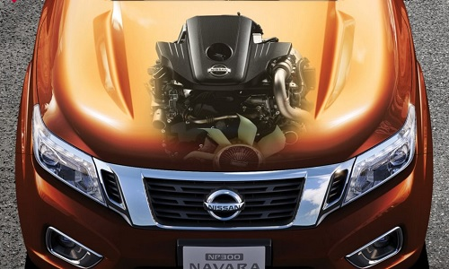 Review Nissan Navara