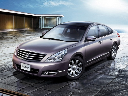 Review Nissan Teana