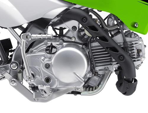 Review Spesifikasi Kawasaki KLX 110