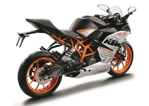 Review Spesifikasi Motor KTM RC 250