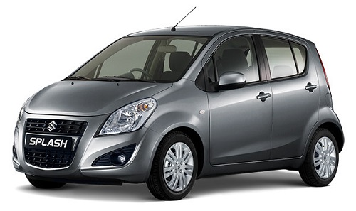 Review Suzuki Splash