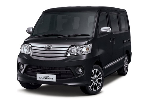 Spesifikasi Dan Harga Daihatsu Luxio