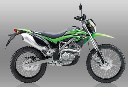 Spesifikasi Dan Harga Kawasaki KLX150BF SE