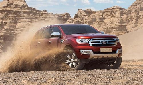 Spesifikasi dan Harga Ford Everest