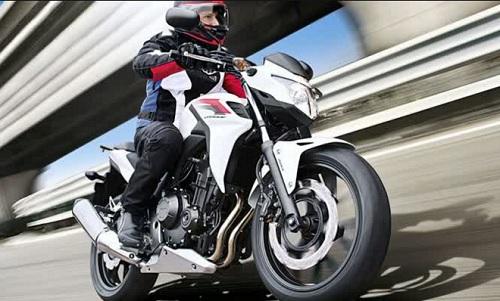 Spesifikasi dan Harga Honda CB500F