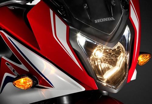 Spesifikasi dan Harga Honda CBR650F
