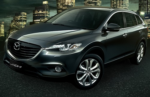 Spesifikasi dan Harga Mazda CX-9