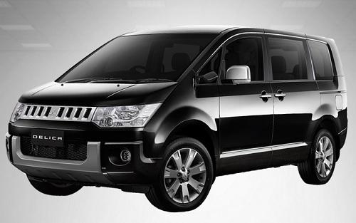 Spesifikasi dan Harga Mitsubishi Delica Royal