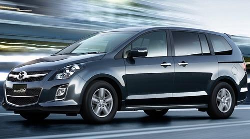 Spesifikasi dan Harga New Mazda 8