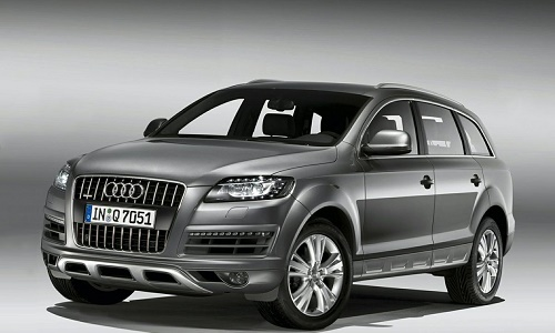 All New Audi Q7 3.0 TSFI Quattro