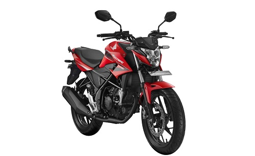 All New Honda CB150R Street Fire