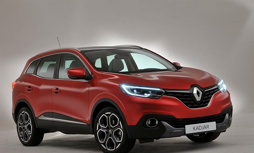 All New Renault Kedjar