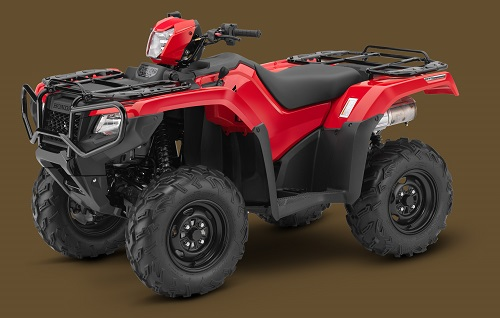 Honda ATV Price List Price