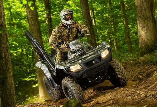 Daftar Harga Motor ATV Suzuki
