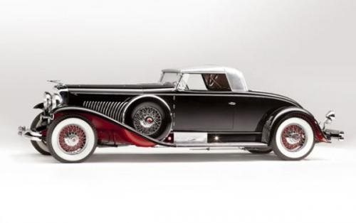 Duesenberg Model J Murphy-Bodied Coupe