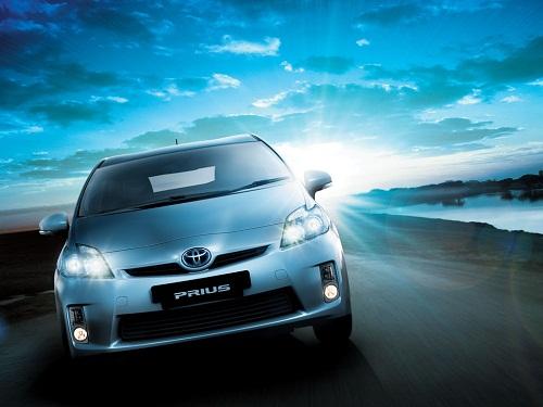 Harga Toyota Prius