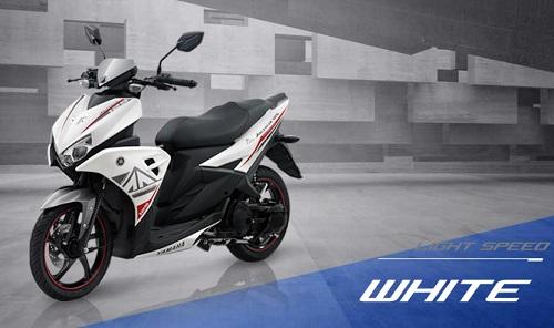 Harga Yamaha Aerox 125 LC